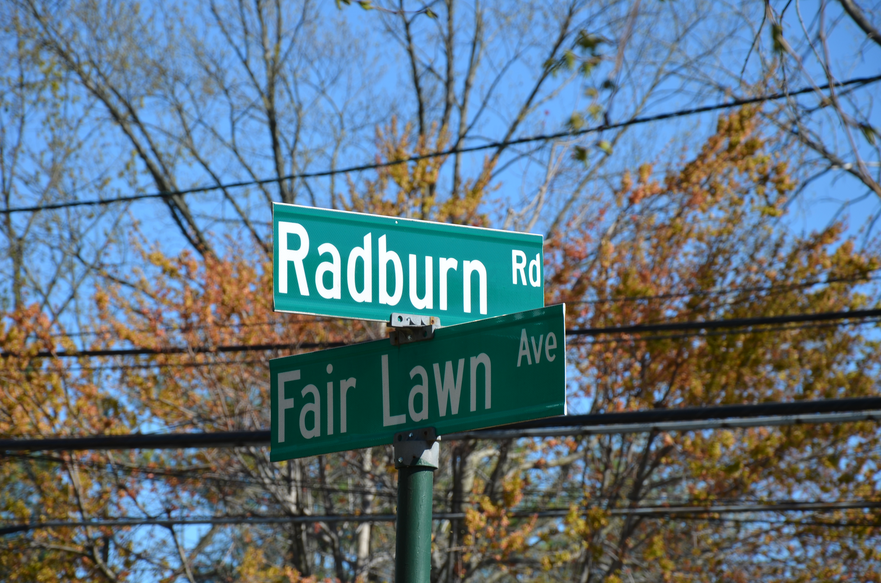 Radburn Planned Community of Fair Lawn NJ
